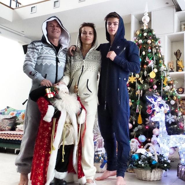 Газманов семья дети фото